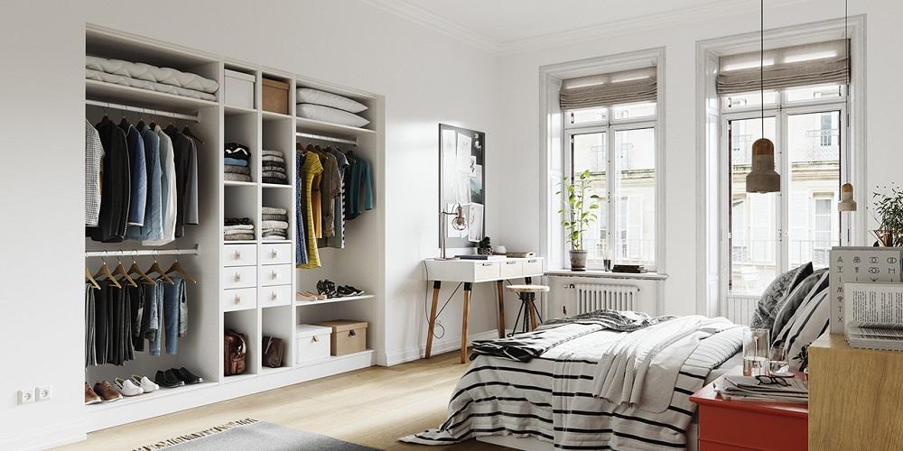 how to build a wardrobe diy