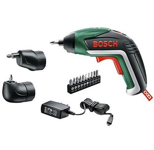 Bosch rechargeable battery Schrauber IXO V Set