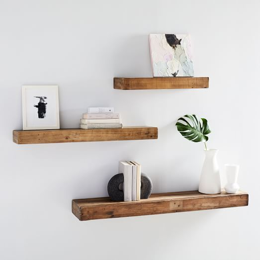 What can I use to hold up a shelf